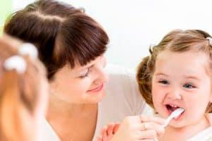 Cómo prevenir la aparición de la caries de lactancia
