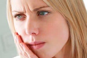 Síntomas abrasión dental