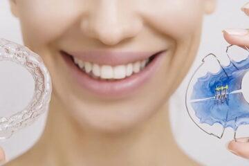 Aparatos de ortodoncia removible para adultos y niños