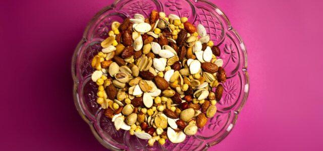 Evitar frutos secos duros con brackets