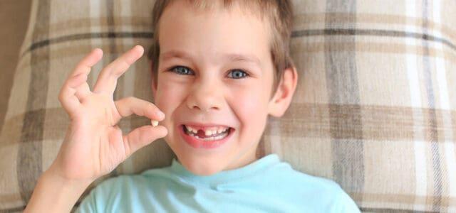 Avulsión dental en niños