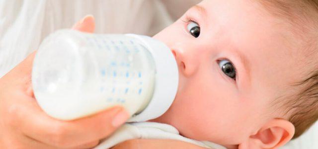 Los bebés también tienen caries