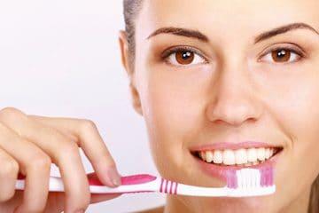Cepillarse los dientes correctamente