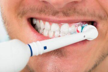 Bacterias del cepillo de dientes