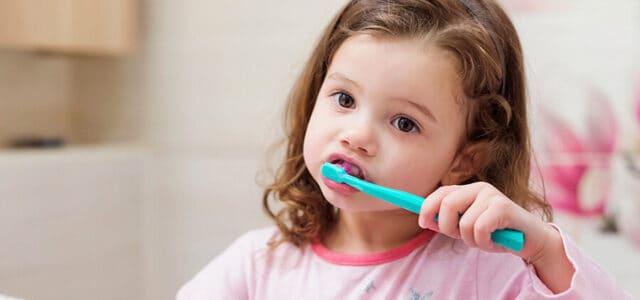Rutina de limpieza oral