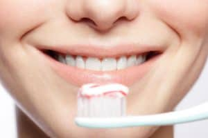 Cepillado de dientes diario