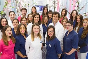 Dentista agosto Madrid