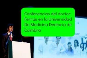 conferencia periodoncia e implantes dentales