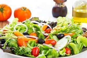 Frutas y verduras para evitar cáncer oral