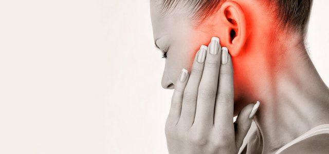 Dolor de oídos y cuello