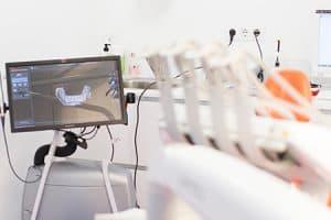 Escáner de ortodoncia para Invisalign e Incognito