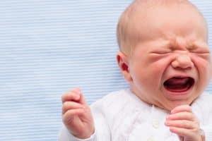 Estomatitis en bebés y niños