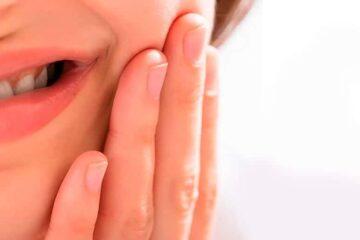 Inflamación en la boca