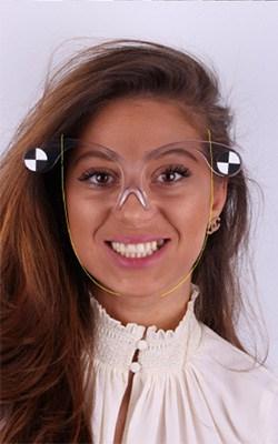 Proporciones cara para diseñar dientes
