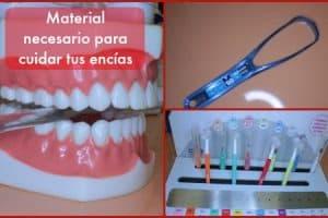 para fortalecer encias y dientes