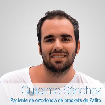 Opinión brackets zafiro: Guillermo Sánchez