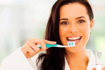 Cómo lavarse bien los dientes