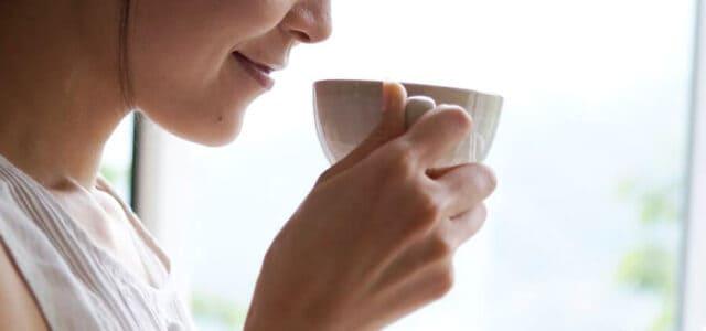 Quemadura en la lengua por bebida caliente
