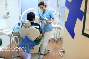 limpieza dental anestesia