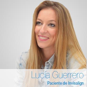 Lucía Guerrero: Opinión Invisalign