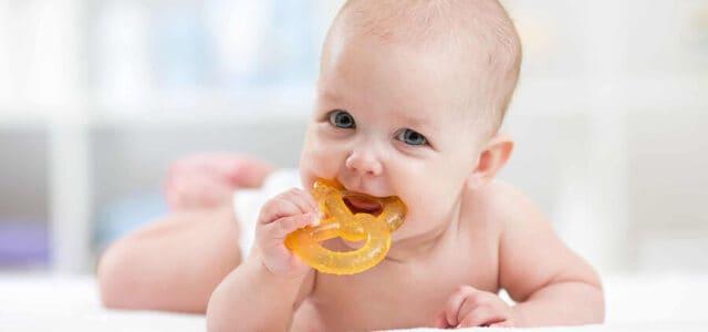 Mordedor para bebés