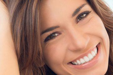 Dientes tras tratamiento de ortodoncia