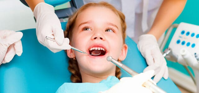 Revisión en el dentista