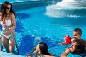 peligros piscina