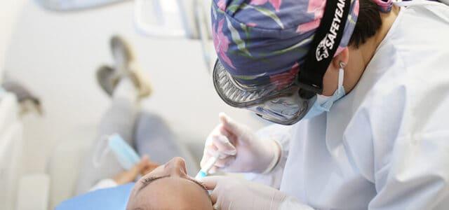Aplicar anestesia