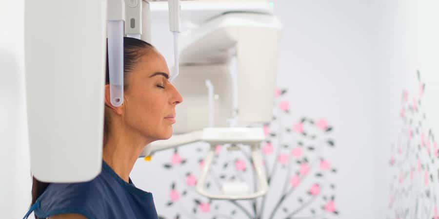 radiografia dental en embarazadas