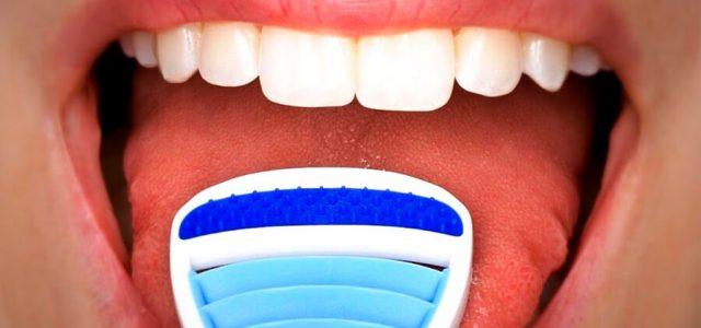 Higiene lingual