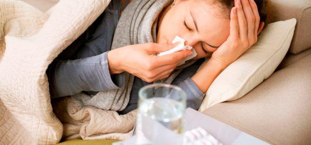 La sinusitis es la inflamación de los senos paranasales