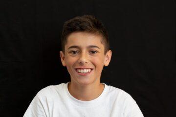 La sonrisa de Álvaro