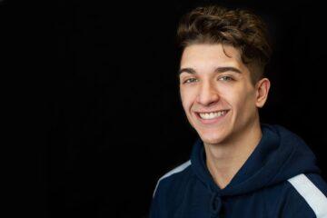 La sonrisa de Andrés