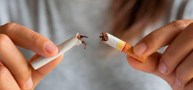 Cigarro roto
