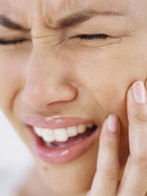 Dolor e inflamación de muelas